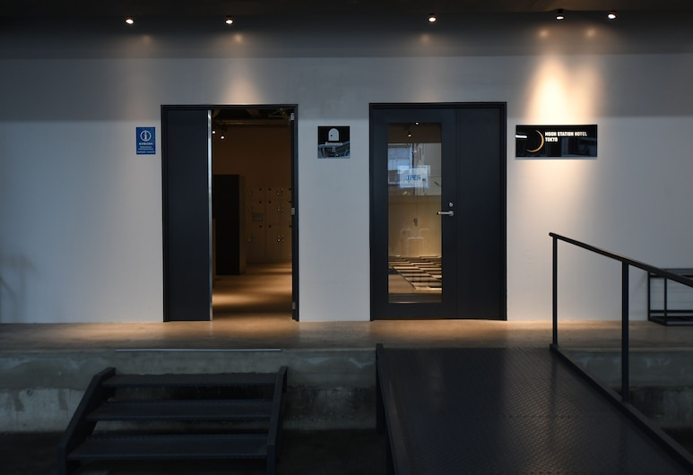 Moon Station Hotel Tokyo, Tokyo, Interior Entrance