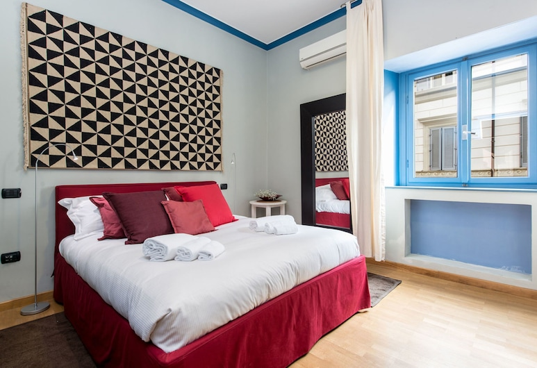 Cozy Ludovisi - My Extra Home, Rome, Apartment, 2 Bedrooms, Room