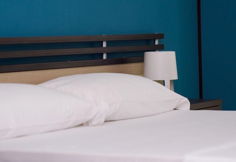 호텔 발라, 두르레, 스탠다드 더블룸 또는 트윈룸, 퀸사이즈침대 1개, 바다 전망, 객실