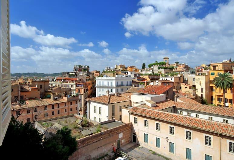 Crispi Luxury Apartments with Terrace - My Extra Home, Roma, Appartamento, 2 camere da letto, vista città, Vista città