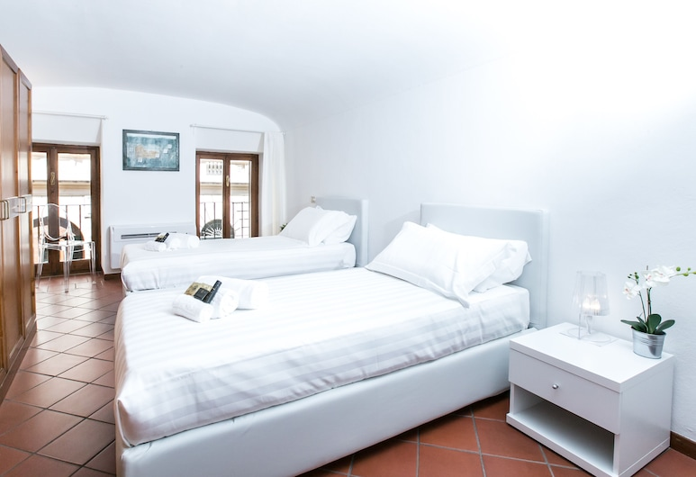 Fiorentini Charme - My Extra Home, Rome, Apartment, 2 Bedrooms, Room