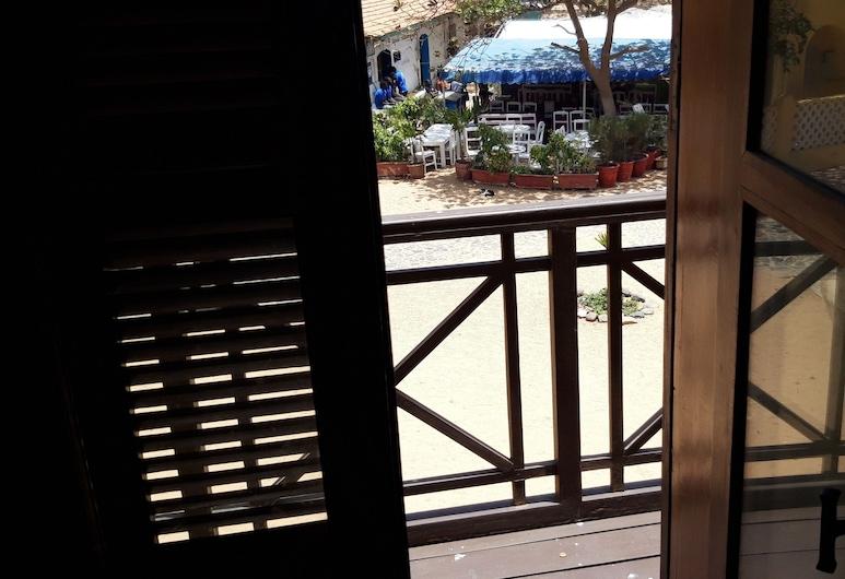 La Porte du Retour, Dakara, Terase/iekšējais pagalms