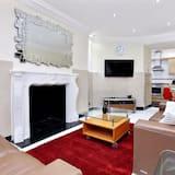 Apartment, 1 Schlafzimmer (Flat 2) - Wohnbereich
