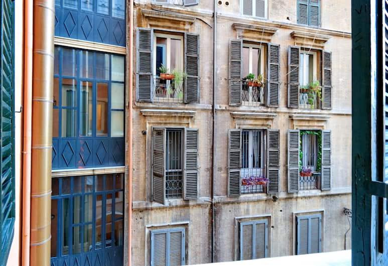 時尚里佩塔 - 我的家外之家酒店, 羅馬, 公寓, 1 間臥室, 城市景, 客房景觀