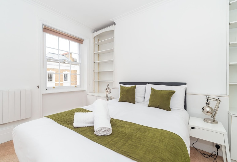 PML Apartments Montpelier Street, London, Apartment, Multiple Beds, Room