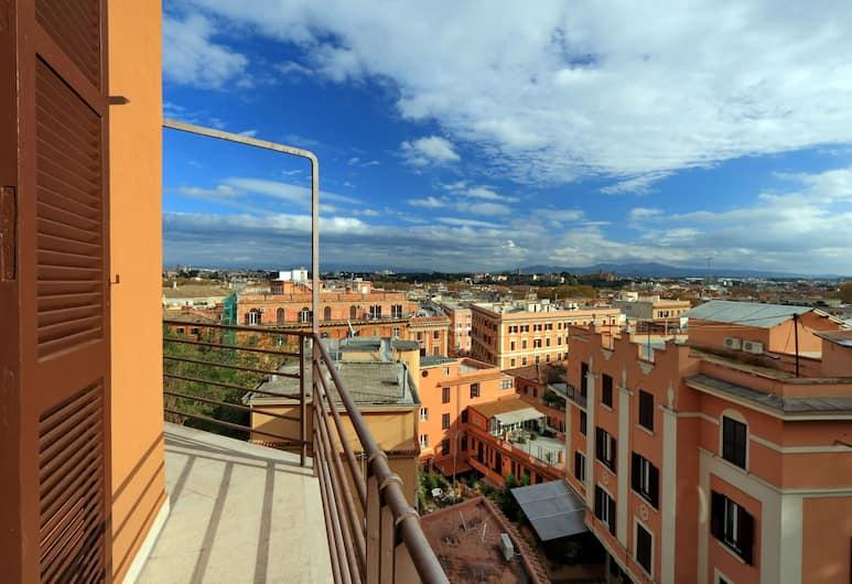 트라스테베레 뷰 - 마이 엑스트라 홈, 로마, 아파트, 침실 2개, 시내 전망, 시내 전망
