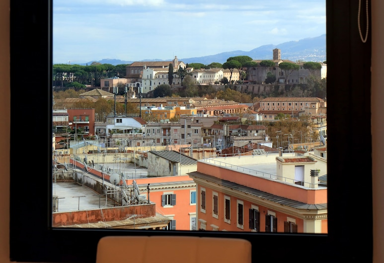 Trastevere View - My Extra Home, Rome, Apartment, 2 Bedrooms, City View, City View
