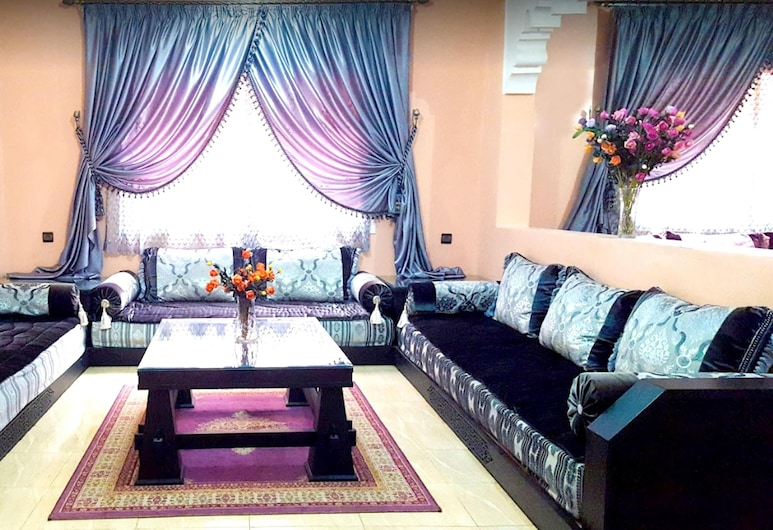 Apartment With one Bedroom in Marrakech, With Enclosed Garden and Wifi, Marrakech