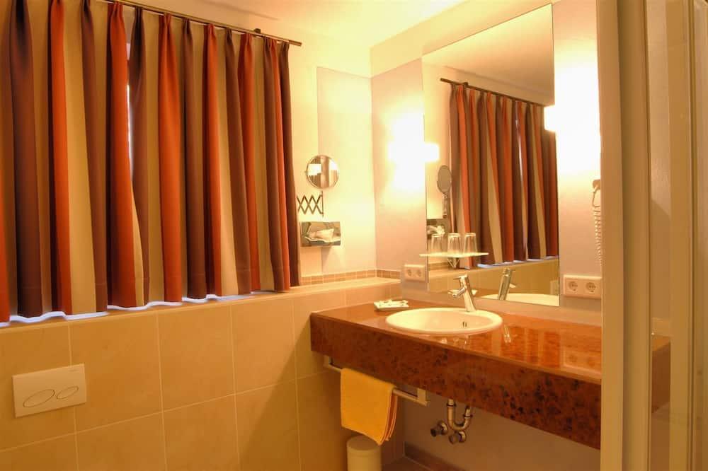 全景客房 (Loge) - 浴室