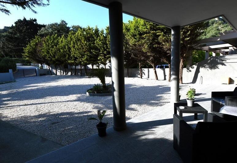 Lilies Villa, Rodosz, Villa, 3 hálószobával, Terasz/udvar