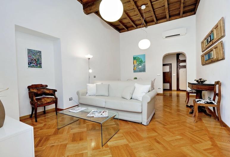 Giulia Charme - My Extra Home, Roma, Apart Daire, 1 Yatak Odası, Oturma Alanı