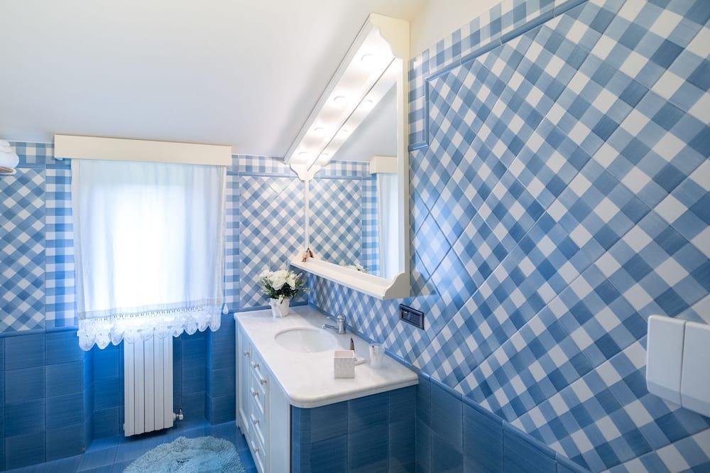 舒適雙人房, 庭園景觀 - 浴室
