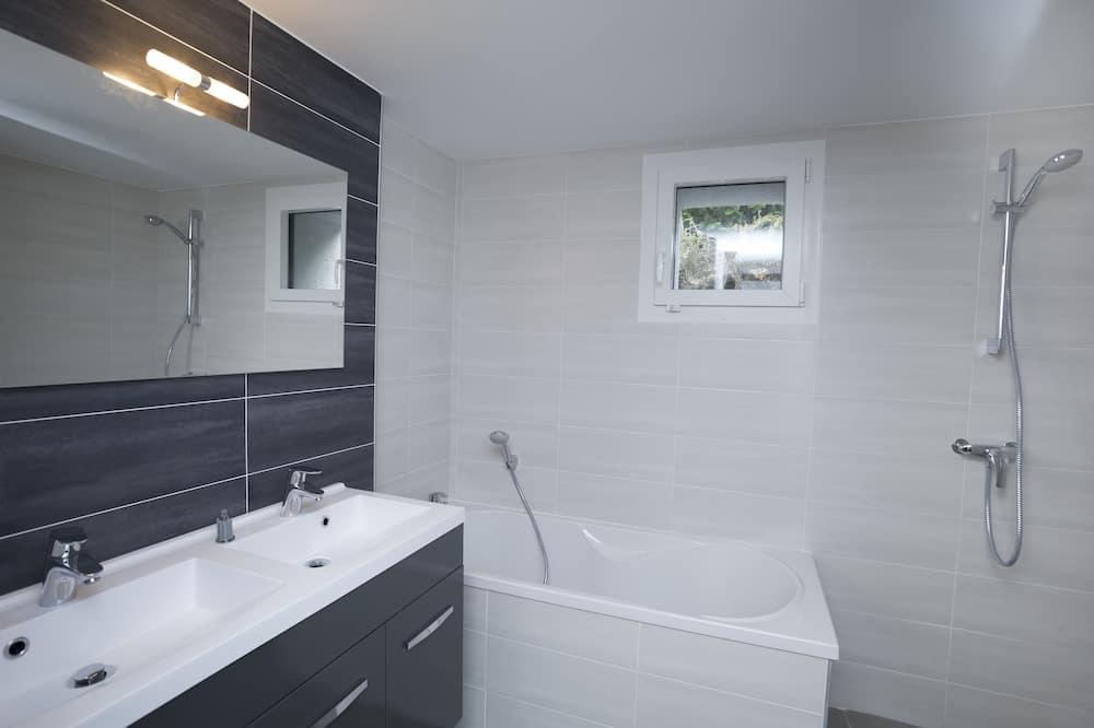 公寓, 獨立浴室, 湖景 (RDC) - 浴室