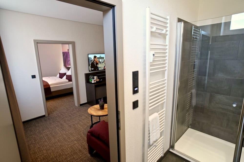 Suite Confort - Coin séjour