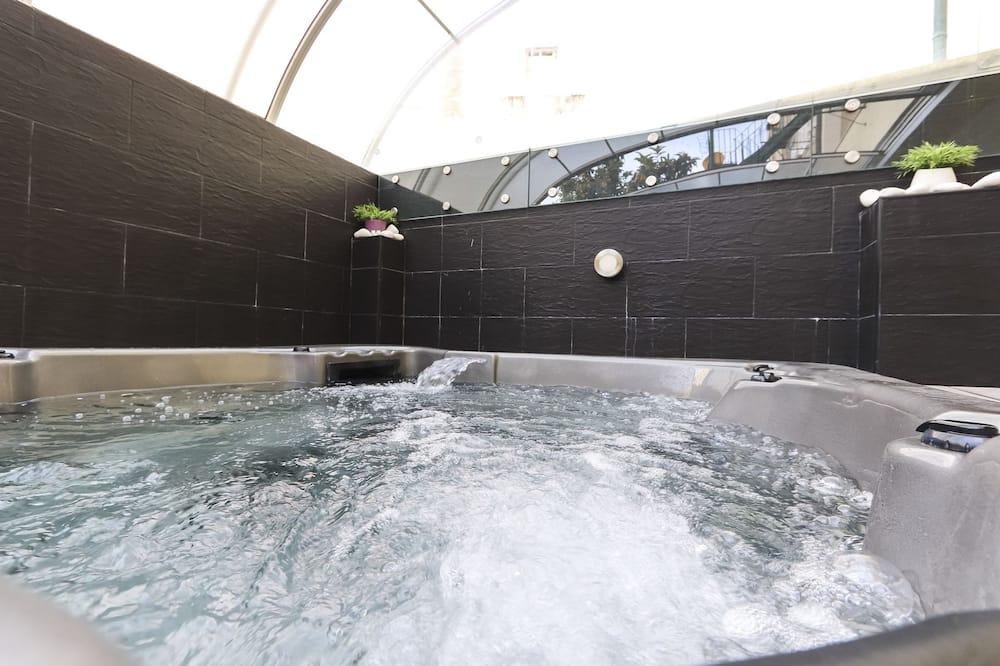 Διαμέρισμα, 3 Υπνοδωμάτια, Βεράντα - Ιδιωτική μπανιέρα υδρομασάζ