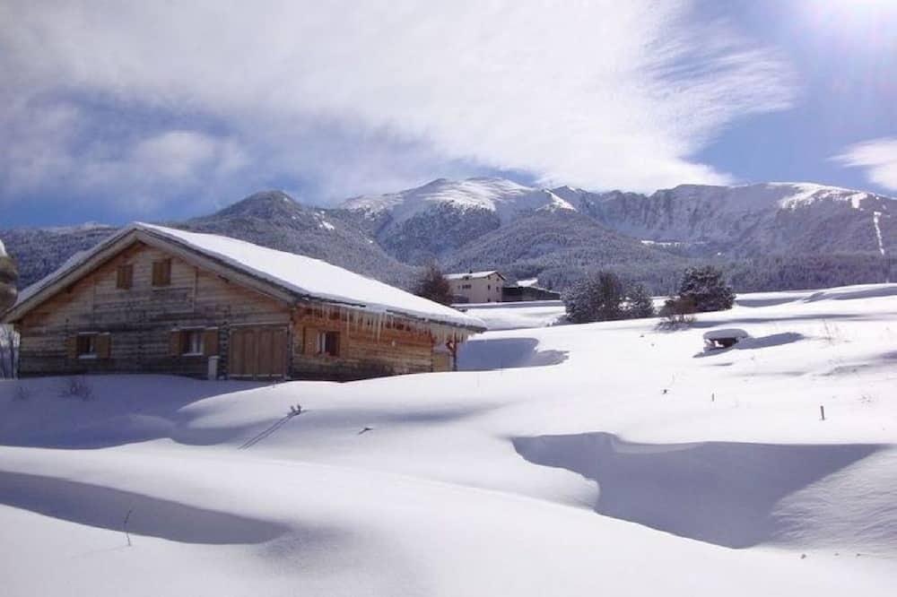 شاليه عائلي - تجهيزات لذوي الاحتياجات الخاصة - منظر للجبل (Ker Puigmal ) - الصورة الأساسية