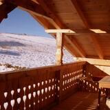 شاليه عائلي - تجهيزات لذوي الاحتياجات الخاصة - منظر للجبل (Ker Puigmal ) - منظر من الشرفة