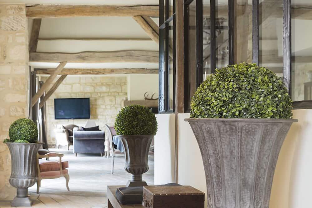 Luxe huis, en-suite badkamer (Instant Morienval La Vue) - Lobby