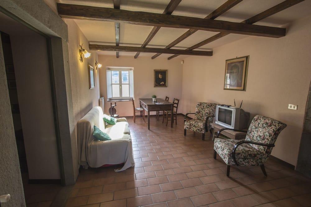 Διαμέρισμα, 2 Υπνοδωμάτια, Βεράντα (Il Gradile) - Καθιστικό