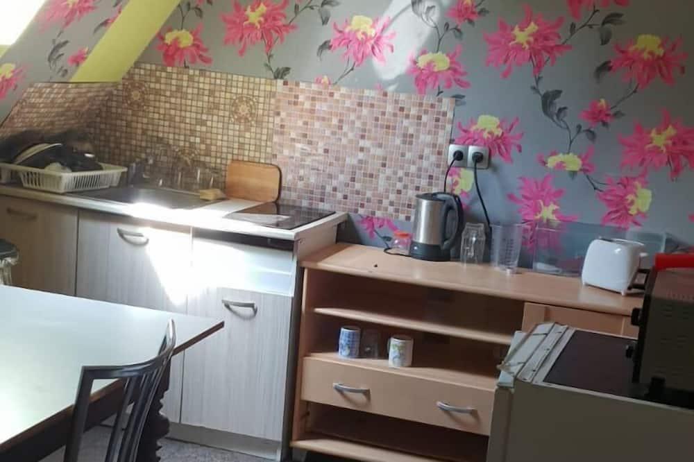 アパートメント - 室内のキッチン