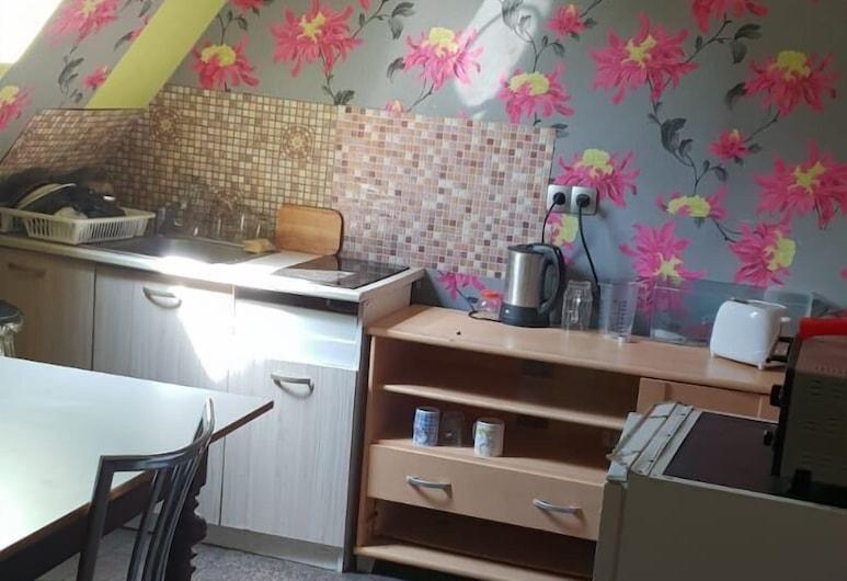 Pension Römer, Lampertheim, Apartment, In-Room Kitchen