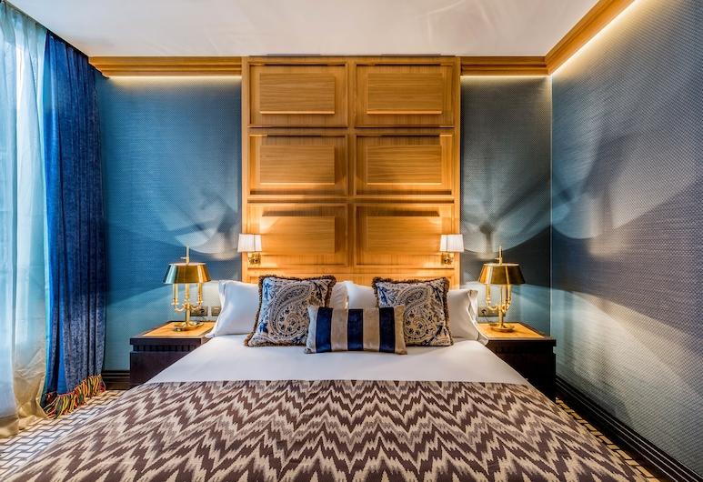 Room Mate Alba, Madrid, Standard Room, Guest Room