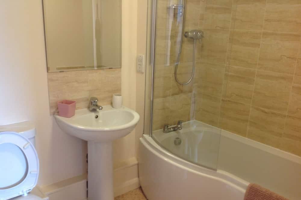 Apartmán - Koupelna