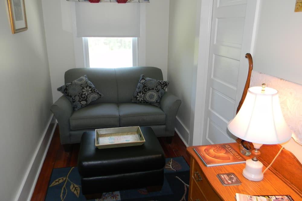 Dobbeltværelse - eget badeværelse (The Chesapeake Suite ) - Stue