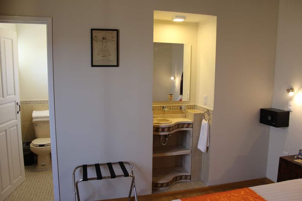 Сімейний номер-люкс, 2 ліжка «квін-сайз» - Ванна кімната