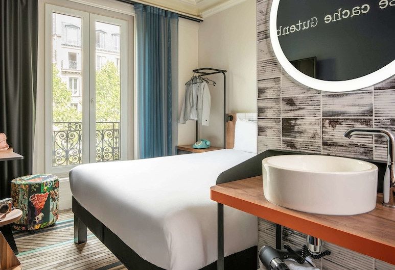 巴黎巴士底里昂車站宜必思尚品酒店, 巴黎, 客房
