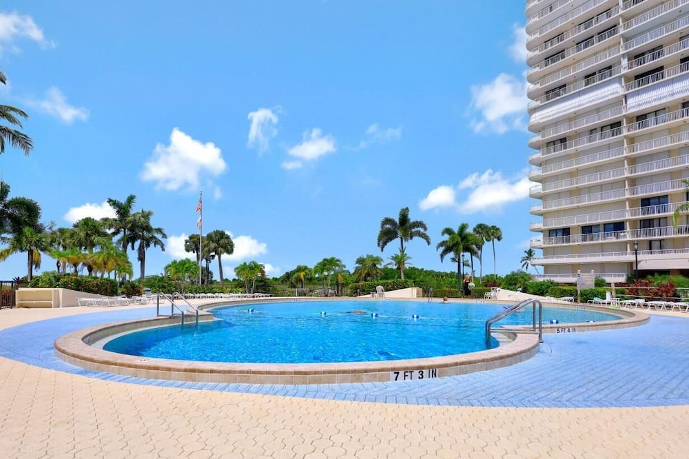 Soukromý byt, více lůžek (South Seas Tower 3-1512) - Bazén