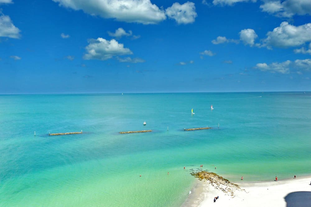 單棟房屋, 多張床 (Anglers Cove A-302) - 海灘