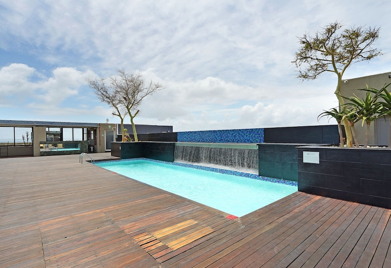 Camps Bay Luxury Villas, Cape Town, Rooftop Pool
