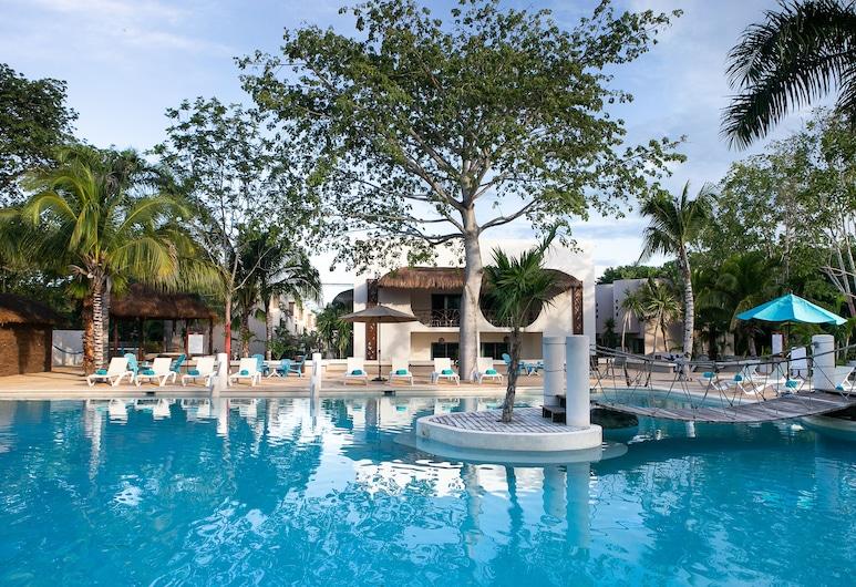 Casa Kaoba Hotel & Suites, Playa del Carmen, Piscina