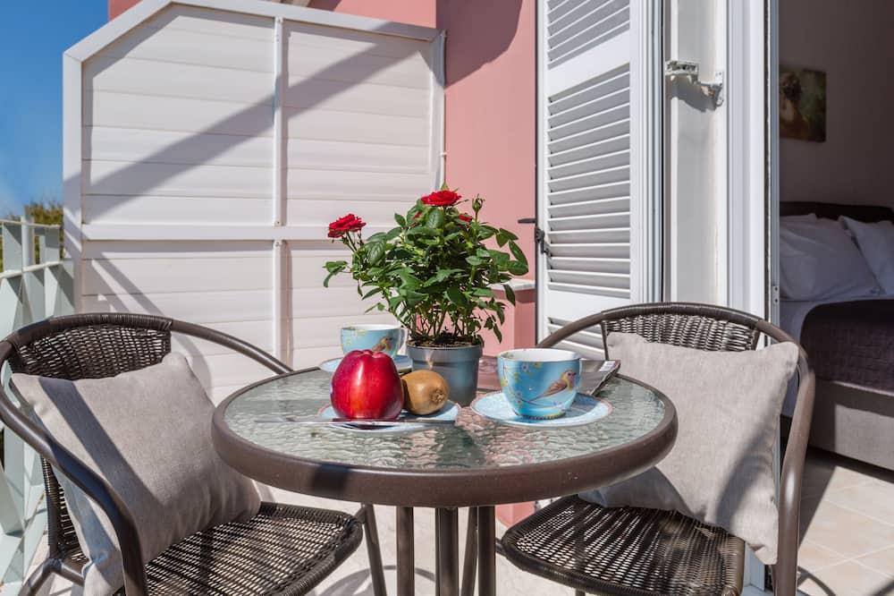 Dzīvokļnumurs - Balkons