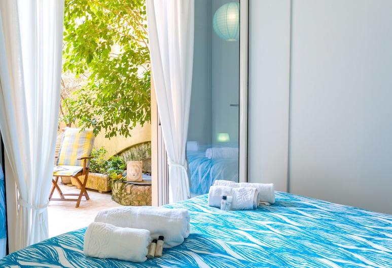 Calliope Corfu Apartments 2, Κέρκυρα, Κήπος
