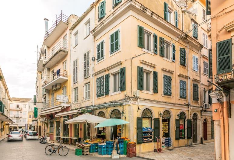 Venetian Reale, Kérkyra, Välisilme