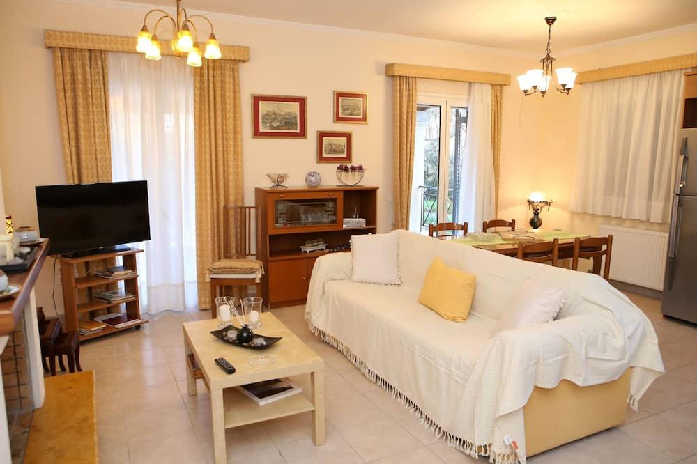 Alloggio su due livelli, 4 camere da letto - Area soggiorno