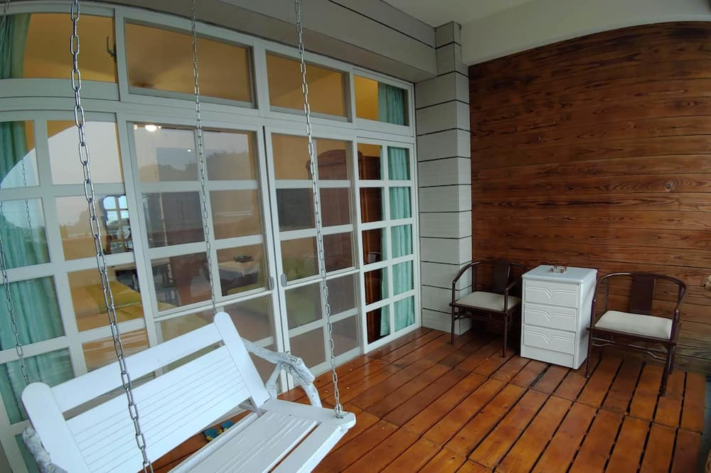 Quadrupla Comfort - Vista balcone