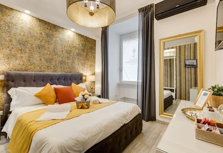 意大利復興宅邸酒店, 羅馬, 豪華雙人房, 客房