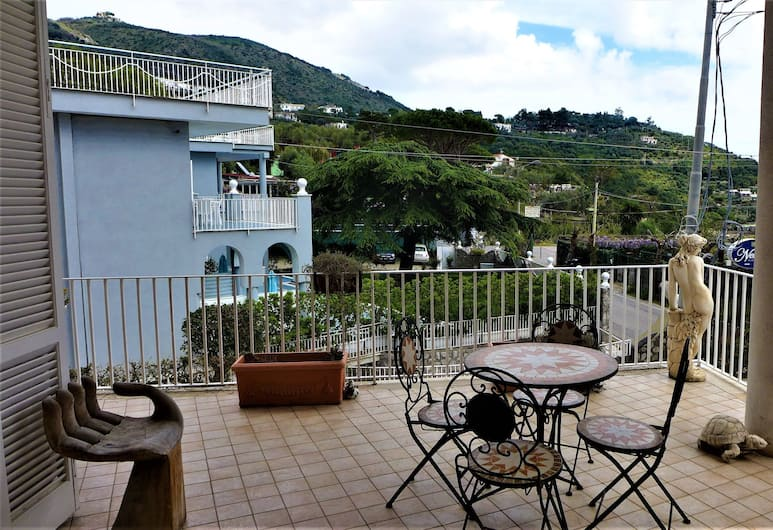 Relais Nerano Suites, Massa Lubrense, Superior Double Room, 1 Queen Bed, Sea View, Terrace/Patio
