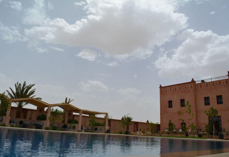 Riad Azawad, Taouz, Outdoor Pool
