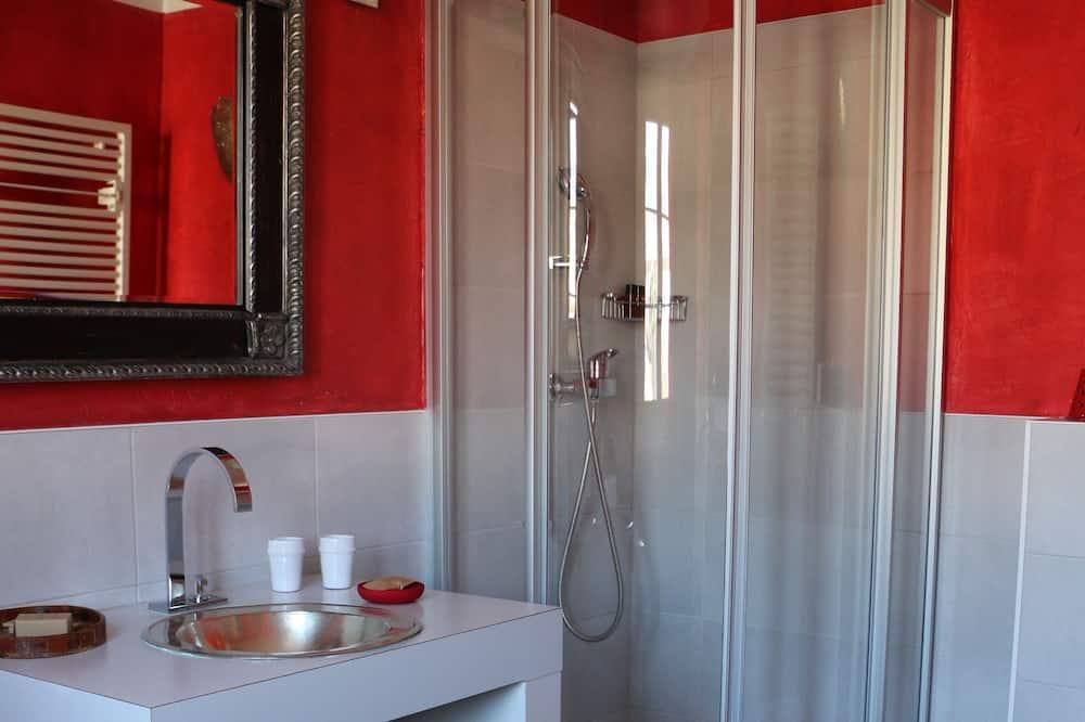 套房, 部分湖景 - 浴室
