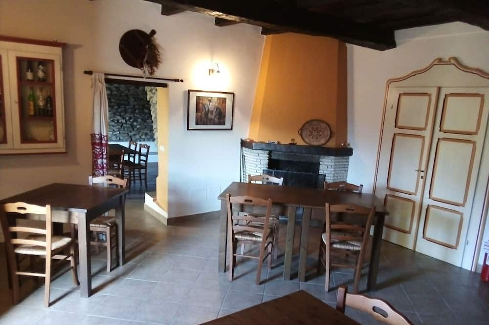 Σπίτι - Γεύματα στο δωμάτιο