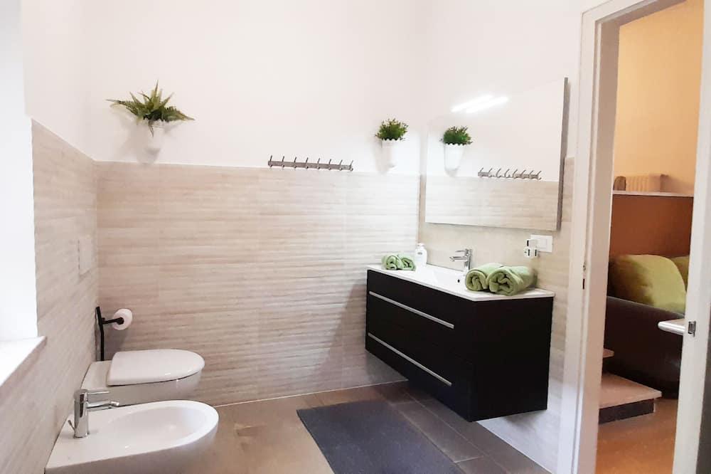 Номер-люкс, приватна ванна (Suite) - Ванна кімната