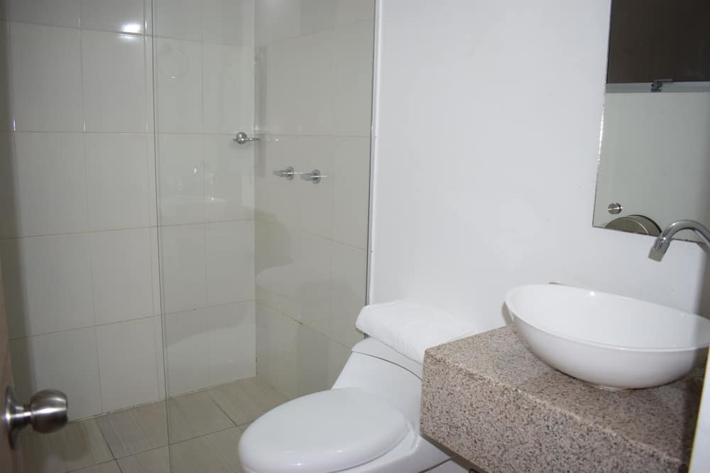 Habitación estándar, 1 cama doble - Baño