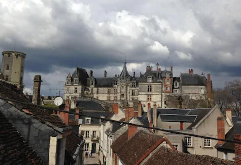 Gîte Regard sur le château, Saint-Aignan, Cottage, City View
