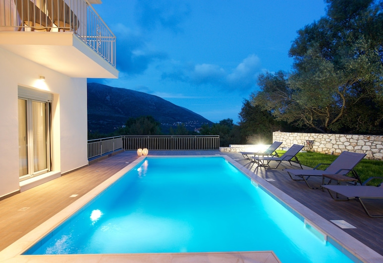 Amarianos Villas, Kefalonia, Outdoor Pool