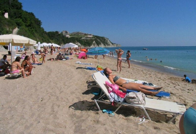 Sun Village, Byala, Spiaggia