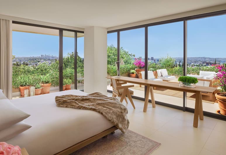 The West Hollywood EDITION, West Hollywood, Guest Room